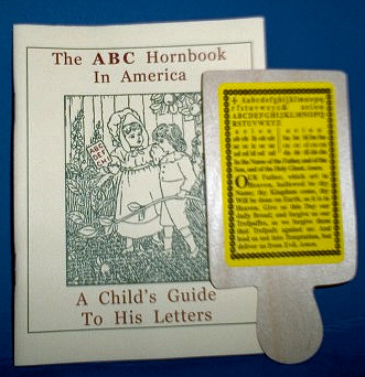 Child's Hornbook Set