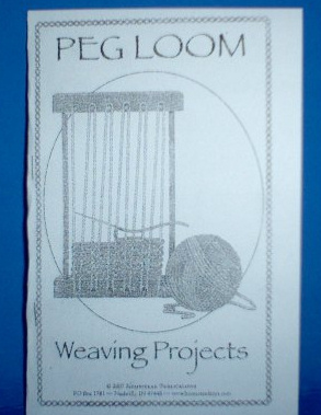 Peg Loom Project Book