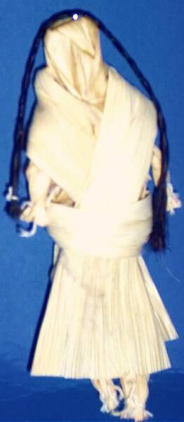 Native American Cornhusk Doll Kit