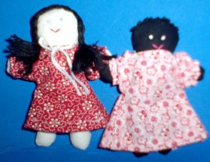 Plantation Folk Doll Kit
