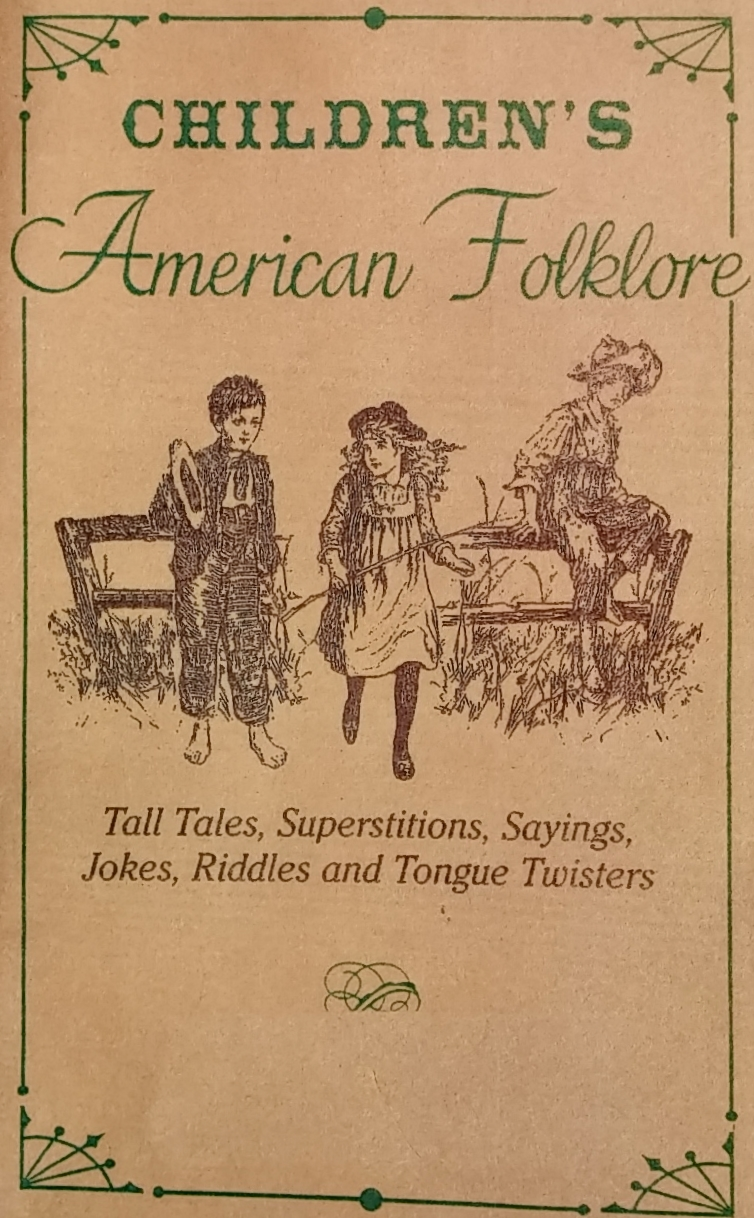 Children's American Folklore