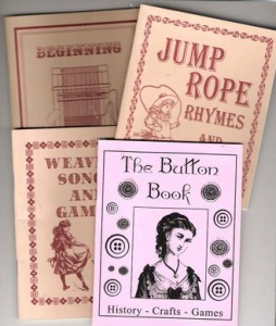 Homestead Folk Toys Pocket Books