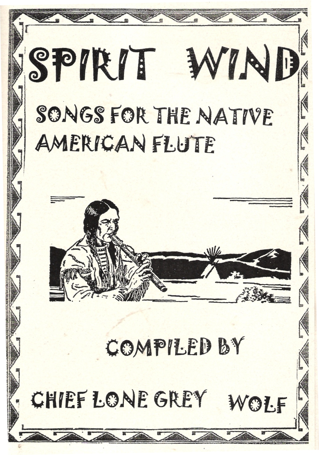 Spirit Wind Songbook
