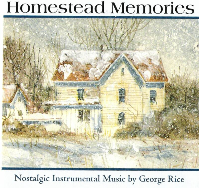 Homestead Memories CD
