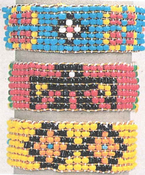 Native American Bead Ring Kit