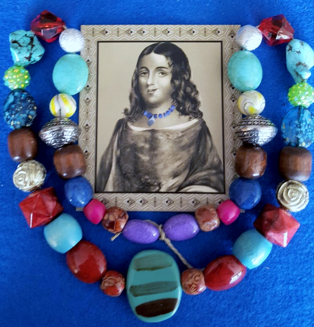 Princess Pocahontas Necklace Kit