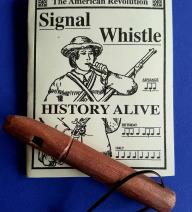 Revolutinary War Signal Whistle