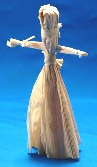 Traditional Cornhusk Doll Kit