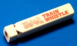 Four-Note Train Whistle