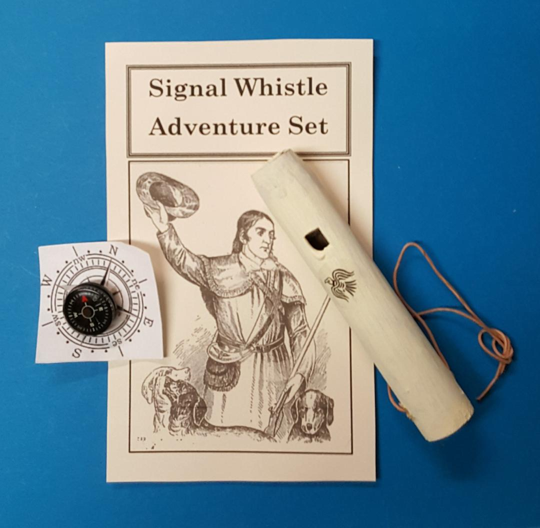 Signal Whistle Adventure Set